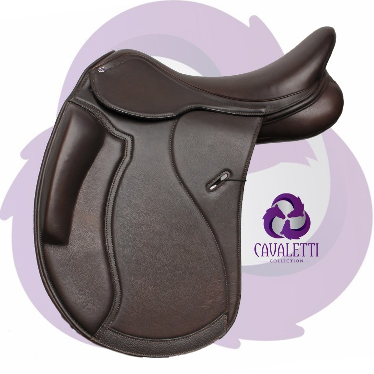 Cavaletti Collection Monoflap Dressage Saddle