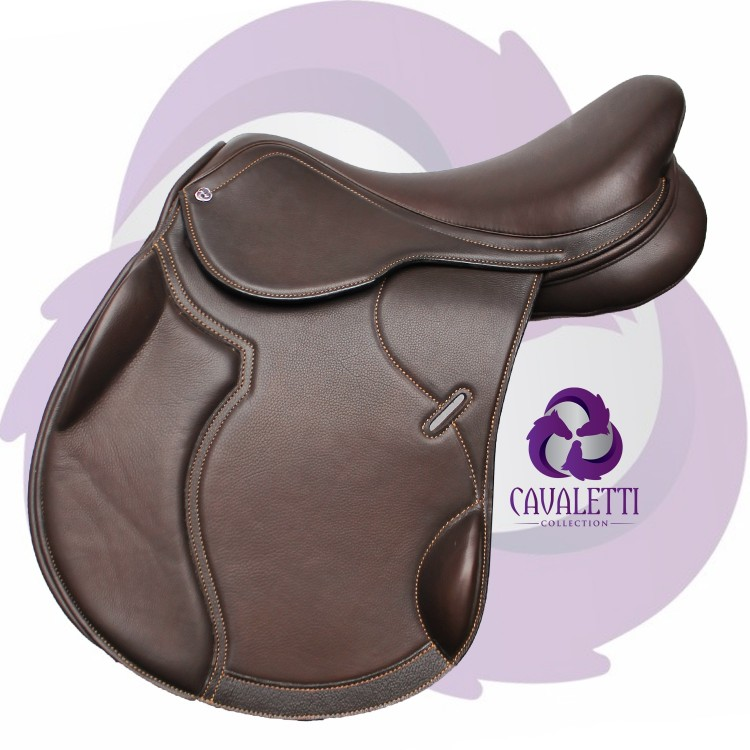 Cavaletti Collection Monoflap Jump Saddle