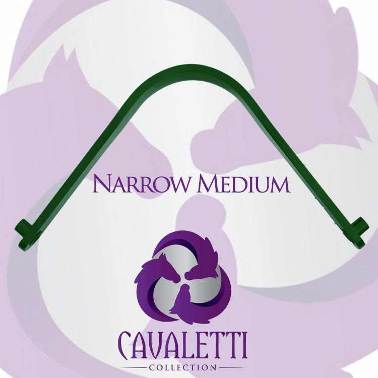 Cavaletti Collection Gullet Bar Narrow Medium