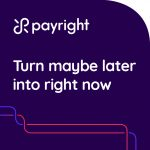 Now offering PAYRIGHT as an interest free payment option!!